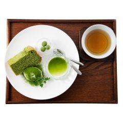 八女抹茶シフォンケーキ
