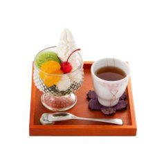 ミニ抹茶パフェ
